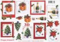 3D Bogen-Etappenbogen-kleine Motive-4169591