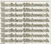 Zier-Sticker-Bogen-Herzlichen Glückwunsch in Schnörkel-Schrift-432trg