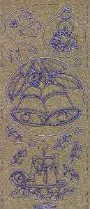 Micro-Glittersticker-Bogen-Weihnachtsmotive-gold-blau-4447ggbl