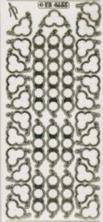 Stick-Zier-Sticker-Bogen-Ecken und Ränder-4655 trg