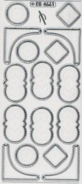 Stick-Zier-Sticker-Bogen-Ecken und Formen-4661 trs