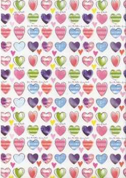 Marpa Jansen-Transparentpapier Nobless-5557-00-Queen of Hearts