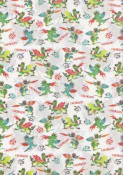 Marpa Jansen-Transparentpapier Nobless-5697-00-Drachen