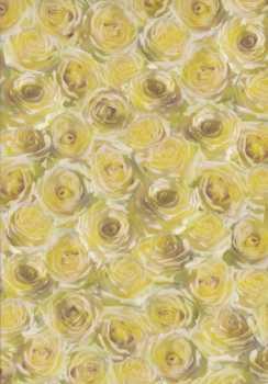 Marpa Jansen-Transparentpapier Nobless-5737-00-Weiße Rosen