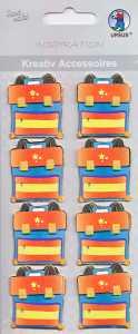 Ursus-3D Kreativ Accessoires-KA305-Schule - Einschulung -Schultasche -Tornister