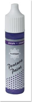 Pontura - Paint - 10ml -Volltonfarbe- 004 lila