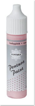 Pontura - Paint - 10ml -Pastellfarbe- 010 rosa