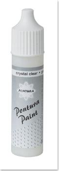 Pontura - Paint - 10ml -Basisfarbe- 015 glasklar