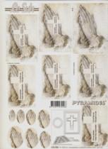 Pyramiden Bogen-Betende Hände-LeSuh-630086