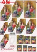 Pyramiden Bogen-Adventkerzen-Laterne-LeSuh-630160