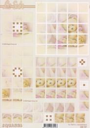 3D Squares Bogen-Teddy -LeSuh-630187