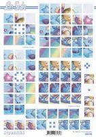 3D Squares Bogen-Baby-Eselritt-LeSuh-630196