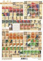 3D Squares Bogen-Blumentopf-LeSuh-630212