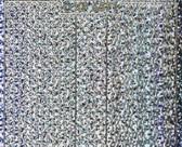 Zier-Sticker-Bogen-verschiedene dünne Linien-Borden-hologramm/silber-6571hos