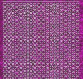 Micro-Glittersticker-kleine Punkte-pink/silber-7018gpis