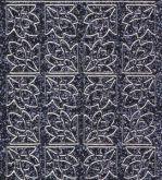 Micro-Glittersticker-Ecken-schwarz/silber-7026gschws