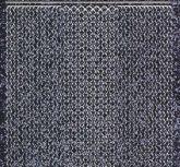 Micro-Glittersticker-verschiedene Ränder-schwarz/silber-7034gschws