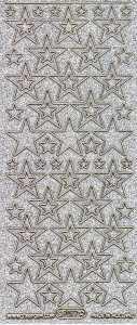 Micro-Glittersticker-Sterne-silber-gold-7077gsg