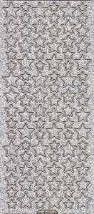 Micro-Glittersticker-Sterne-silber-gold-7078gsg