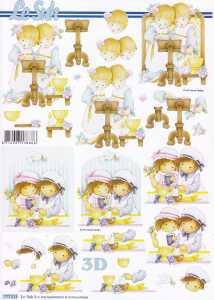 3D Etappen-Bogen-777513-Christliche Motive-Zwillinge-Gottesdienst-Chor-Le Suh