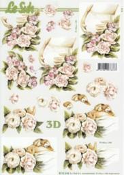 3D Etappen-Bogen - Babybauch-Schwangere-8215344