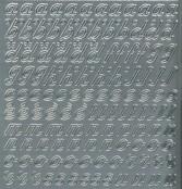 Zier-Sticker-Bogen-Alphabet-abc-Schreibschrift 2 -0825s