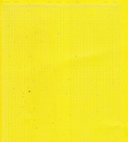Zier-Sticker-Bogen-dünne feine Ränder-gelb-8457ge