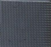 Zier-Sticker-Bogen-dünne feine gewellte Ränder-silber-8460s