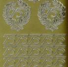 Zier-Sticker-Bogen-Jubiläums-Zahlen-75-gold-9001g