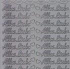 Zier-Sticker-Bogen-Alles Liebe-silber-9028s