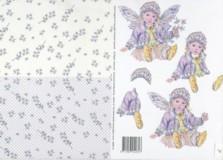3D Etappenbogen- Faerie Poppets - 99081-4