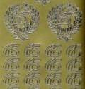 Zier-Sticker-Bogen-Jubiläum-Zahlen-65-gold-9965g