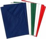 10 Brief-Umschläge/Kuverts-U-001-5 Farben -für C6 Karten