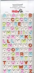 CREApop-Softy-Sticker-Bogen-HobbyFun-HF130-Alphabet-ABC-Großbuchstaben