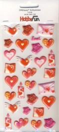 CREApop-Softy-Sticker-Bogen-HobbyFun-HF133-Love