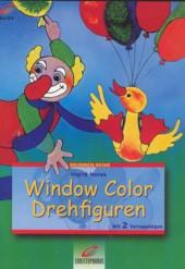 Window Color Drehfiguren  (Malvorlagen)
