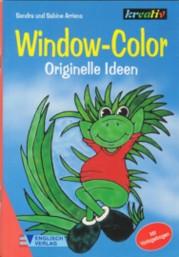Kreativ-Window Color - Originelle Ideen (Malvorlagen)