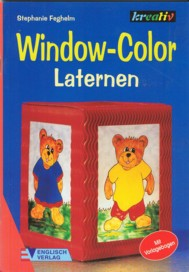 Kreativ-Window Color - Laternen (Malvorlagen)