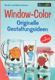 Kreativ-Window Color - Originelle Gestaltungsideen (Malvorlagen)