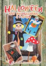 Halloween mit Moosgummi & Papier