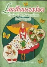 Landhauszauber-Papier & Stoffdekorationen im Countrystil