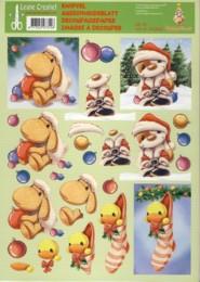 3D Etappen-Bogen -Mylo & Friends 19