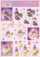 3D Etappen-Bogen -Mylo & Friends 25