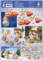 3D Etappen-Bogen -Mylo & Friends 29- Silvester