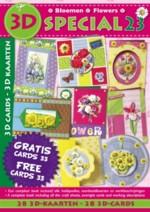 3D Kartenbuch-Special-StudioLight-Nr.23-Blumen