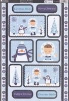 Kanban Stanzbogen-Toppers-Winter Wishes-PCT9288