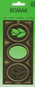 Stick-Schablone*Tulpe*-Romak-RO-005-04