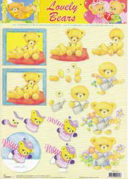 3D-Etappen-Bogen-Lovely Bears-StudioLight  007