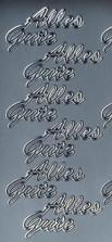 Zier-Sticker-Bogen-Alles Gute-silber-027s