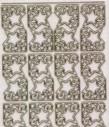 Micro-Glittersticker-Ecken-Sterne-transparent/gold-7063Gtrg